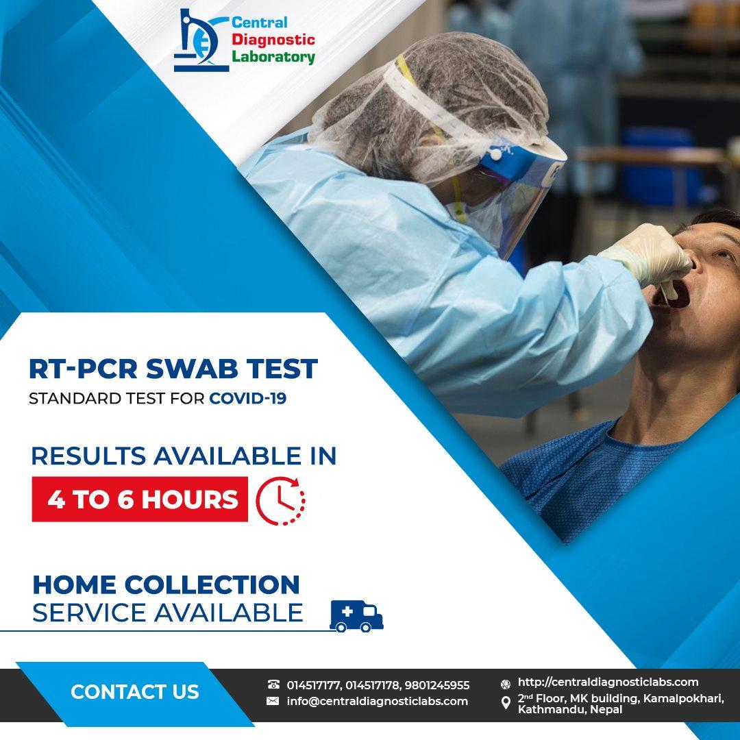 RT-PCR SWAB Test