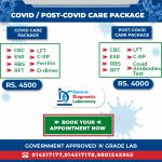 Covid/Post Covid Packages
